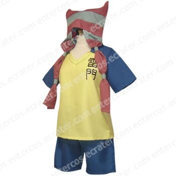 Inazuma Eleven Cosplay Costume  any size