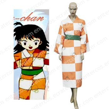 InuYasha Rin Cosplay Costume any size