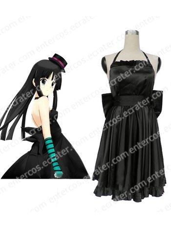 Kanon Akiyama Mio Cosplay Costume  any size