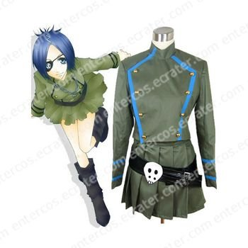 Katekyo Hitman Reborn Chrome Dokuro Cosplay Costume  any size