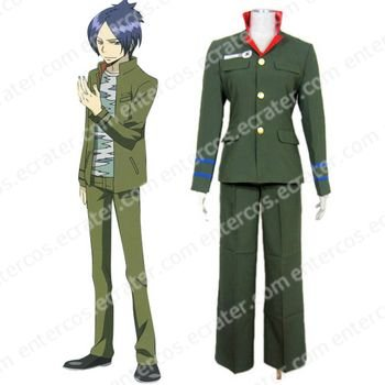 Katekyo Hitman REBORN Cosplay Costume any size