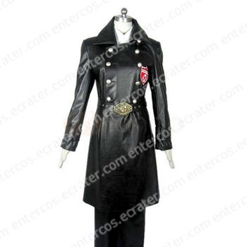 Katekyo Hitman REBORN Tutor in Reborn Halloween Cosplay Costume any size
