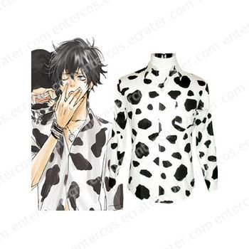 Kateky� Hitman Reborn! Lambo Cosplay Costume any size