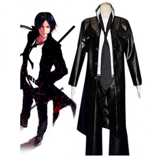 Kateky� Hitman Reborn! Mukuro 10 Years After Cosplay Costume  any size