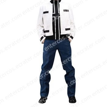 The King of Fighters Kyo Kusanagi Cosplay Costume   any size