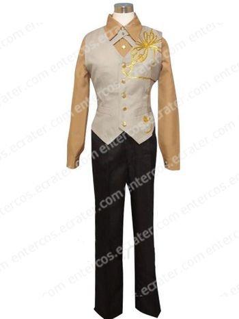 Kin'iro no Corda Kazuki Hihara Cosplay Costume  any size
