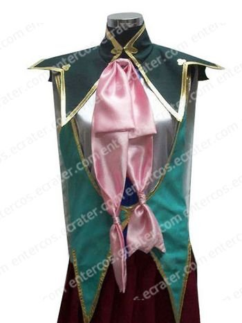Koihime Mus� Ryūbi Cosplay Costume  any size