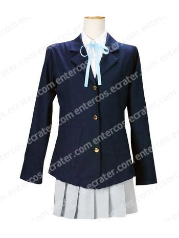 K-On! Female Winter Uniform Halloween Cosplay Costume any size