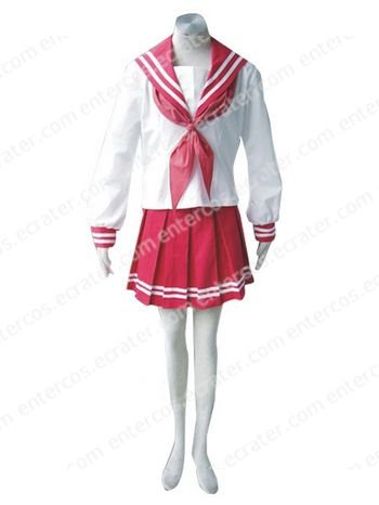 Luck Star Cosplay Costume any size