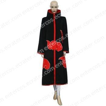 Naruto Akatsuki Konan Halloween Cosplay Costume any size