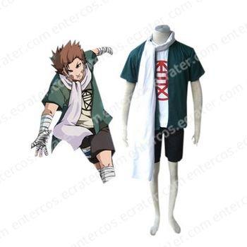 Naruto Akimichi Chouji Cosplay Costume any size