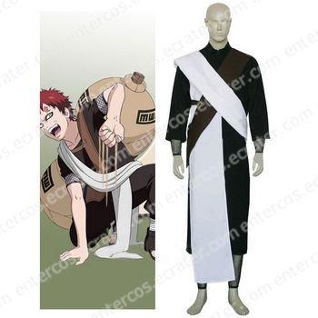 Naruto Gaara Chunin Exam Cosplay Costume any size