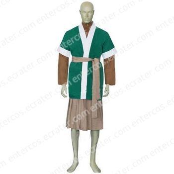 Naruto Haku Ha Cosplay Costume any size