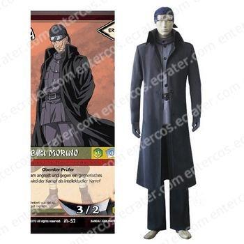 Naruto Ibiki Morino Cosplay Costume any size