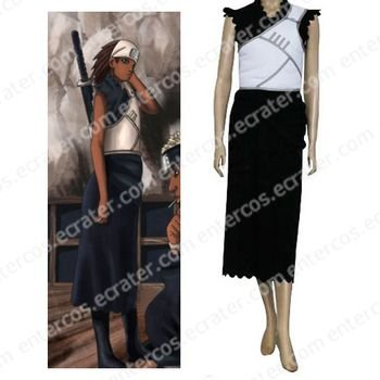 Naruto Karui Cosplay Costume any size