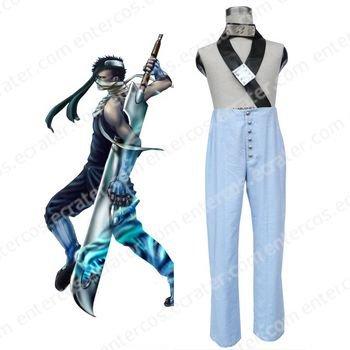 Naruto MomochiZabuza Cosplay Costume any size