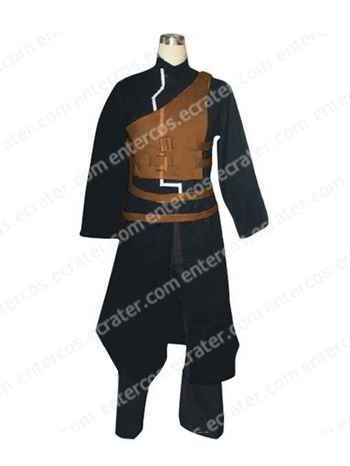Naruto Shippuden Gaara Halloween Cosplay Costume   any size