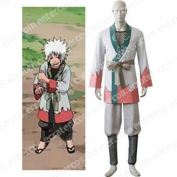 Naruto Young Jiraiya Cosplay Costume any size