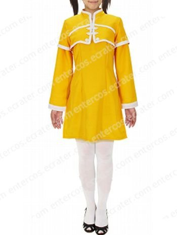 Negima! Magister Negi Magi Gu Fei Cosplay Costume any size