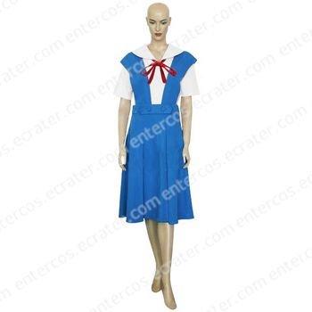 Neon Genesis Evangelion Asuka Cosplay Costume any size