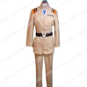 Neon Genesis Uniform Cosplay Costume 2   any size
