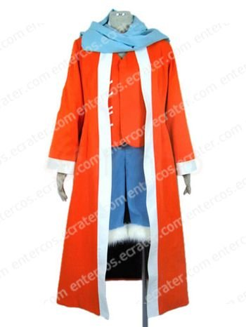 One Piece Luffy Halloween Cosplay Costume any size