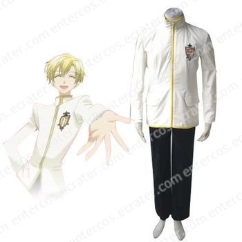 Ouran High School Host Club Boy Uniform Cosplay Costume any size