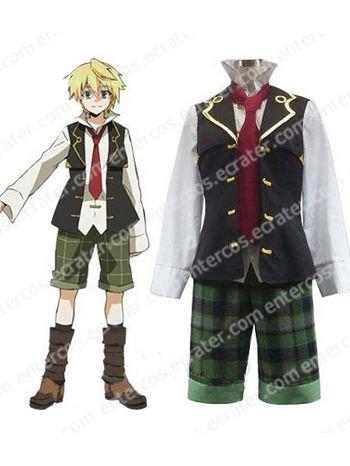 Pandora Hearts Oz Vessalius Cosplay Costume any size