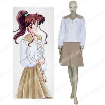 Sailor Moon Lita Kino Cosplay Costume  any size