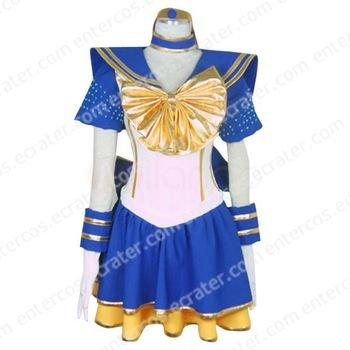 Sailor Moon Sera Myu Sailor Mercury Cosplay Costume any size