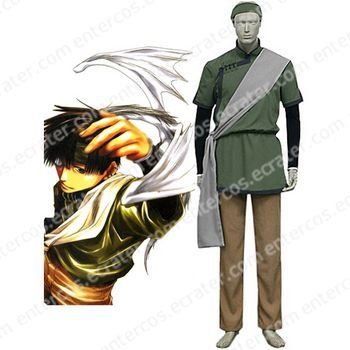 Saiyuki Cho Hakkai Cosplay Costume any size