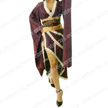 Samurai Warriors Nouhime Cosplay Costume  any size