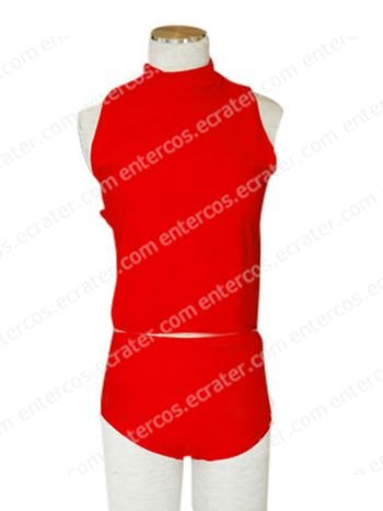 Street Fighter Camy Red Cosplay Costume  any size