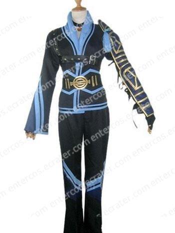 Suikoden Tierkreis Chrodechild Cosplay Costume any size