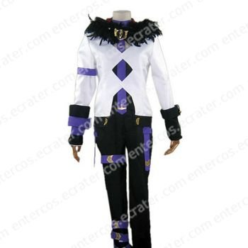 Tales of Symphonia Decus Cosplay Costume  any size