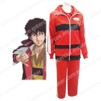 Prince Of Tennis Rikkai Junior High School Winter Uniform Cosplay Costume any size