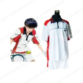 Prince Of Tennis Selections Team Summer Uniform Cosplay Costume  any size