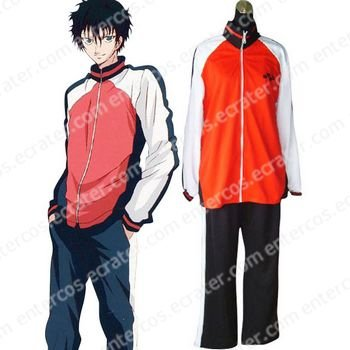 Prince Of Tennis Selections Team Winter Uniform Cosplay Costume any size