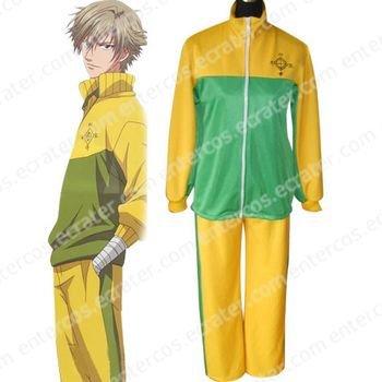 Prince Of Tennis Shitenhoji Middle School Winter Uniform Cosplay Costume any size