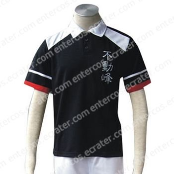 Prince of Tennis Summer T-Shirt Halloween Cosplay Costume any size