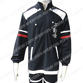 Prince of Tennis Winter Jacket Halloween Cosplay Costume 3 any size