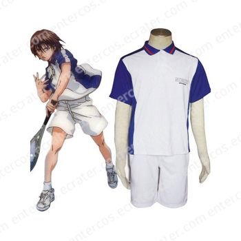 The Prince of Tennis Seigaku Halloween Cosplay Costume  4 any size