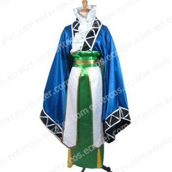 The Story of Saiunkoku Shuei Ran Cosplay Costume any size