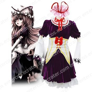 Curiosities of Lotus Asia Cosplay Costume any size