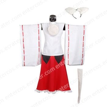 Mountain Of Faith Cosplay Costume  any size