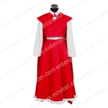 Phantasmagoria Of Dim Dream Cosplay Costume any size