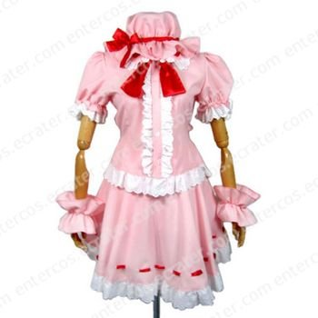 The Embodiment Of Scarlet Devil Cosplay Costume  any size