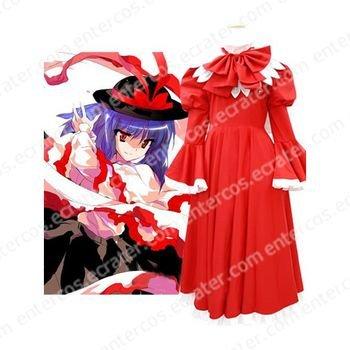 Touhou Project Nagae Iku Cosplay Costume any size
