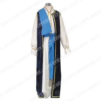 Trinity Blood Ion Fortuna Cosplay Costume any size