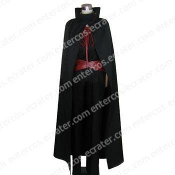 Tsubasa Kurogane Halloween Cosplay Costume any size